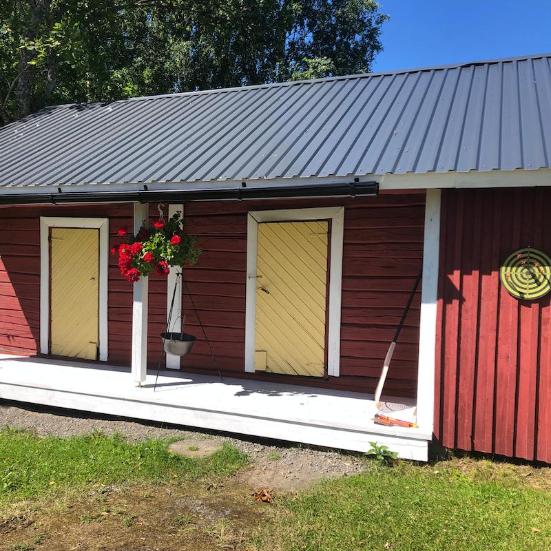 Vanha aitta majoitus nts Itärajan Helmi Pohjois-Karjala Tohmajärvi